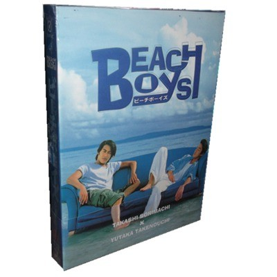 ビーチボーイズ DVD-BOX