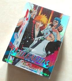 BLEACH ブリーチ 全366話+劇場版 豪華版 DVD-BOX 全巻 正規品