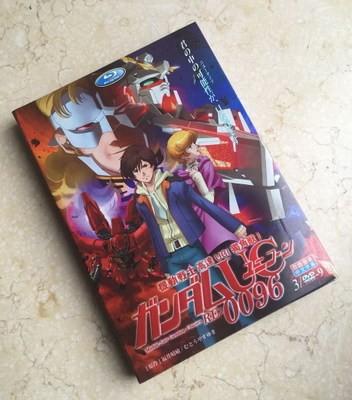 機動戦士ガンダムUC(ユニコーン) RE:0096 全22話 DVD-BOX