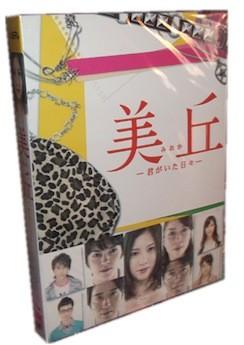 美丘―君がいた日々― DVD-BOX