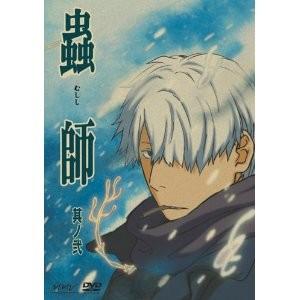 蟲師 DVD-BOX 全26話+劇場版 完全版