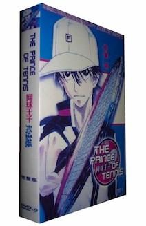 テニスの王子様 1-178話 完全版 DVD-BOX 全巻