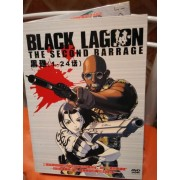 BLACK LAGOON ブラックラグーン 全24話 DVD-BOX 全巻