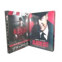 ブラックリスト SEASON 1+2 COMPLETE BOX 22枚組 [初回限定DVD豪華版]