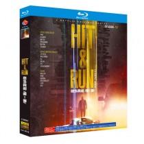 Hit and Run ヒット&ラン -追跡- Blu-ray BOX