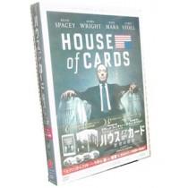 ハウス・オブ・カード 野望の階段 SEASON 1 DVD Complete Package
