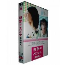 きみはペット (小雪、松本潤、瑛太出演) DVD-BOX