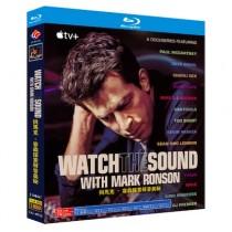Watch the Sound with Mark Ronson サウンドを語る with マーク・ロンソン Blu-ray BOX 全巻