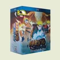 NARUTO ナルト 全720話+劇場版+OVA 全巻 Blu-ray BOX