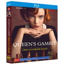 Creating the Queen's Gambit クイーンズ・ギャンビット: 制作の舞台裏 Blu-ray BOX