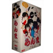 らんま1/2 TV全161話+劇場版+OVA 豪華版 DVD-BOX 全巻