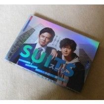 SUITS/スーツ (織田裕二出演) DVD-BOX