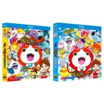 妖怪ウォッチ 全214話+劇場版 [完全豪華版] Blu-ray BOX 全巻